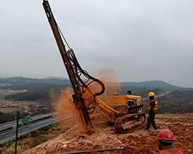高速公路施工